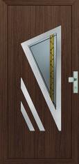 Gava 691 Mocsári tölgy, Sinus fém alkalmazás